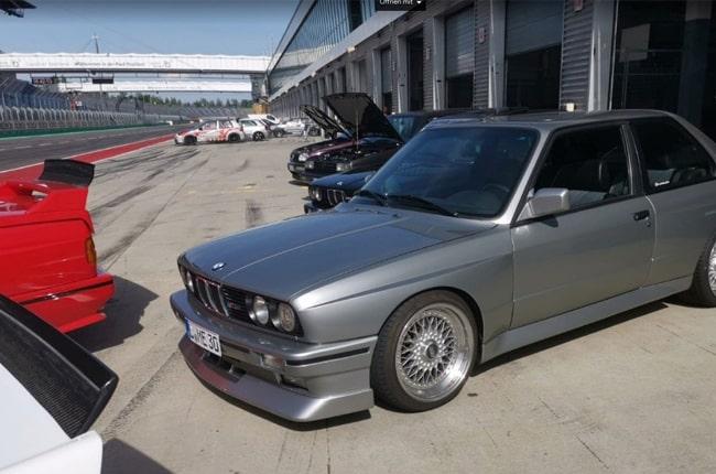 BMW Motorsport - Tracktool - Fahrzeugoptimierung